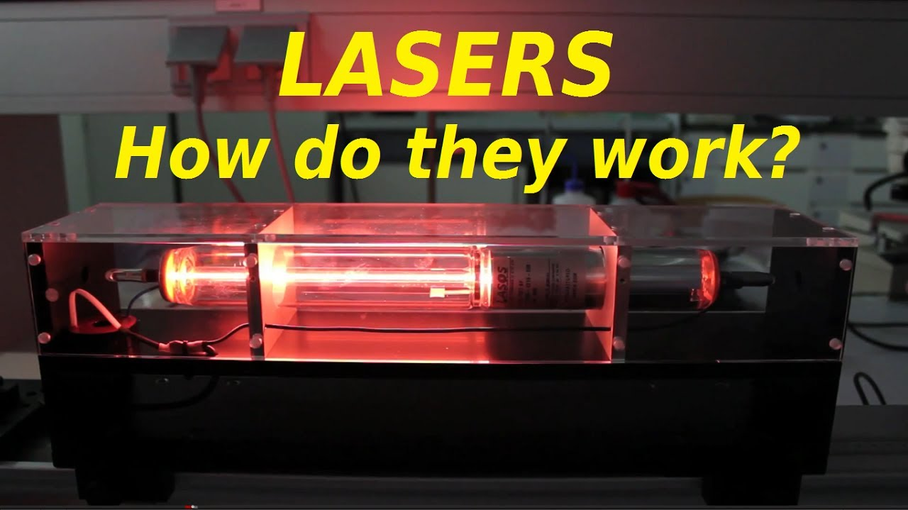 How Lasers Work (in practice) - Smarter Every Day 33 - YouTube - photo#24