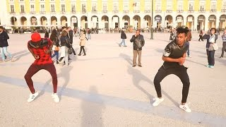 THE BIG BOYS-BRINCADEIRAS SERIAS||Kapri-Banah||AFRO HOUSE||JKs Producion 2015(HD)