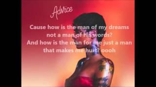 Kehlani - Advice (lyrics)