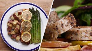 5 Sheet Pan Dinners For The Easiest Week Ever •Tasty