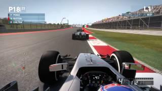 F1 2014 PC Benchmark | 1080p