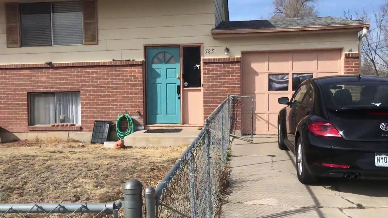 585 Calle Entrada Walk Through |   Houses For Sale In Colorado | CALL 719-550-4267