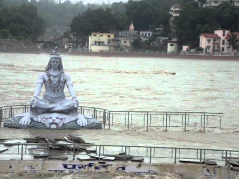Shiv Animated Wallpaper Lord Shiva In The River Ganga Ji Youtube
