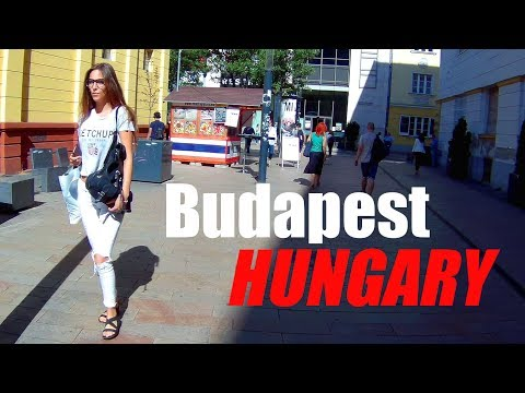 Hungary Travel: How Expensive is BUDAPEST?