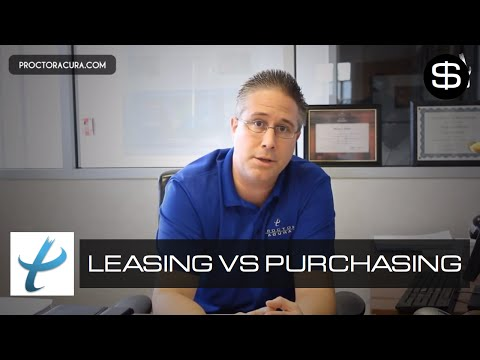 Car Leasing vs Purchasing - The Advantages of Leasing