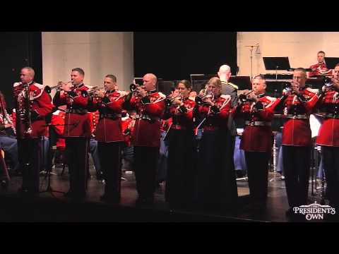"SOUSA Semper Fidelis - ""The President's Own"" U.S. Marine Band"