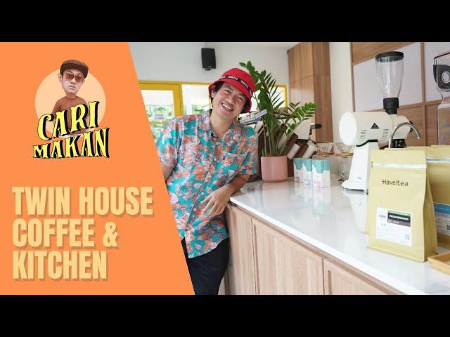 CARI MAKAN BARENG #MELKI - MAKAN DI TWIN HOUSE - DIJAMIN ENAK BANGET!