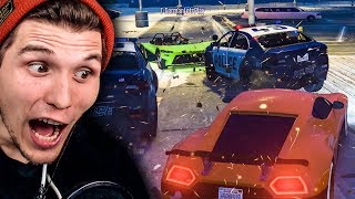 GLP sprengt mein NEUES 2.000.000($$$) AUTO | GTA ONLINE