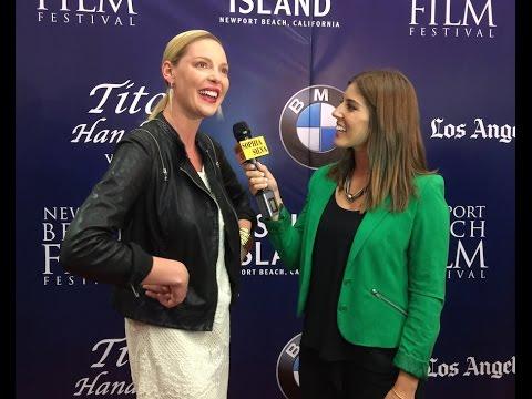 Katherine Heigl | Newport Beach Film Festival