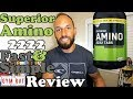 Superior Amino 2222   Recovery Supplement    Review
