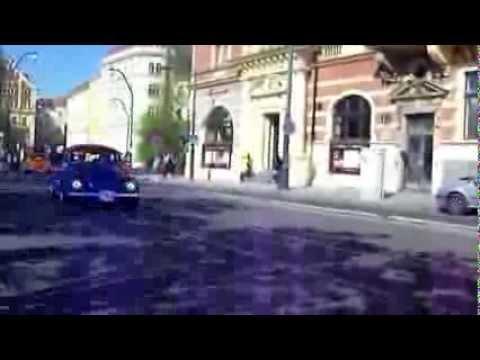 Prague / Praha: Brouk - VW Beetle - Volkswagen Käfer