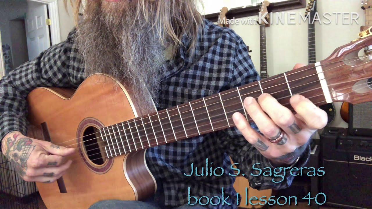 Julio Sagreras Book 1