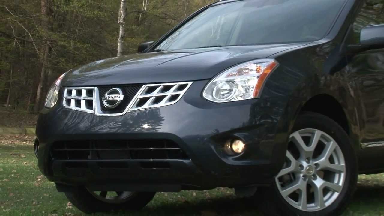 2012 Nissan Rogue   Drive Time Review With Steve Hammes | TestDriveNow    YouTube