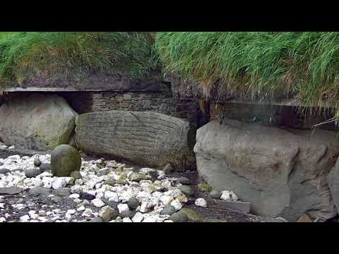 Up Close ~ The Knowth Megalithic Passage Tomb Site
