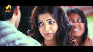 Naga Chaitanya meets Samantha at the cafeteria - Ye Maya Chesave Scenes - AR Rahman