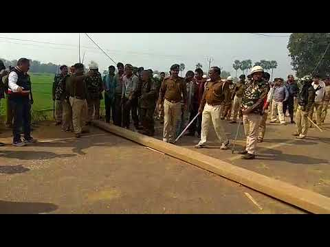 Bihar Youth Died in Road Accident at Sheikhpura
