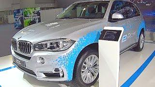 BMW X series - BMW X5 2016, 2017 e drive,  2016, 2017 exterior, interior