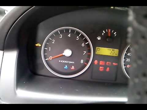 Hyundai getz starting problems