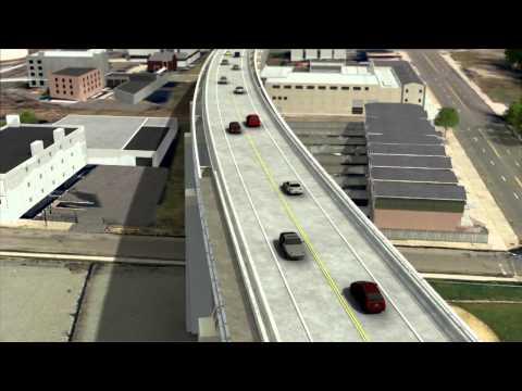 Port Authority's Bayonne Bridge Raise the Roadway Project