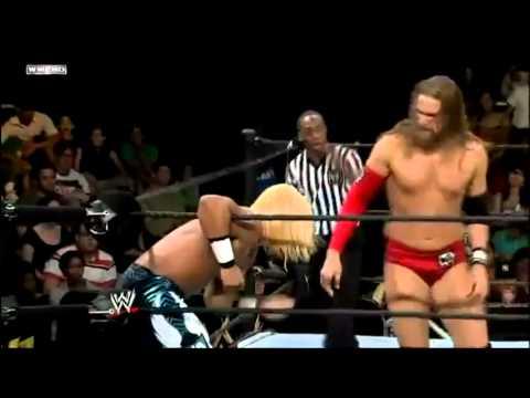 Kassius Ohno vs Mike Dalton - NXT 4/7/2012