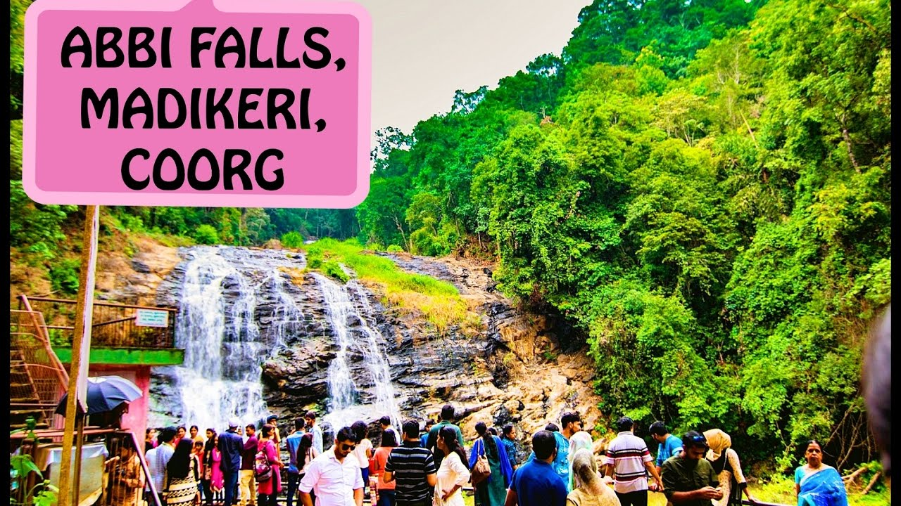 Places to visit in Coorg - YouTube