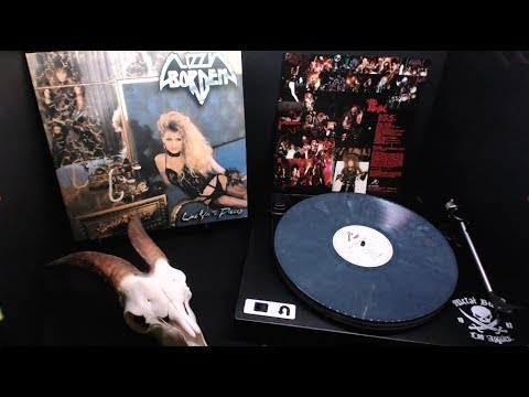 "Lizzy Borden ""Love You to Pieces"" (Slate Blue Vinyl) LP Stream"