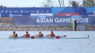 [CẦU TRUYỀN HÌNH] Ngất ngây chiến thắng với Olympic Việt Nam, gặp gỡ 4 cô gái vàng rowing