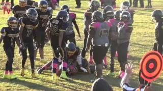 TwinSportsTV: Stockbridge Generals vs. Decatur Army 12U Football