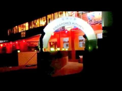 Yangon International Hotel Area - a Nighttime Walk