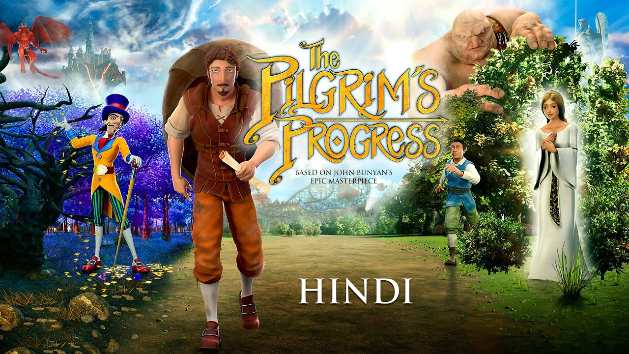 The Pilgrim's Progress (2019) (Hindi) | Full Movie | John Rhys-Davies | Ben Price | Kristyn Get
