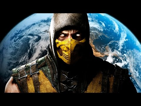 Scorpion покоряет онлайн Mortal Kombat XL