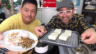 Gambar cover Live Cooking-Japanese New Year's Mochi Soup Ozoni