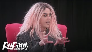 The Pit Stop Season 3 Episode 6: Adore Delano Talks All the Drama | RuPaul