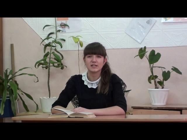 Изображение предпросмотра прочтения – АнастасияЛебедева читает произведение «Послушайте! (Послушайте! Ведь, если звезды зажигают…)» В.В.Маяковского