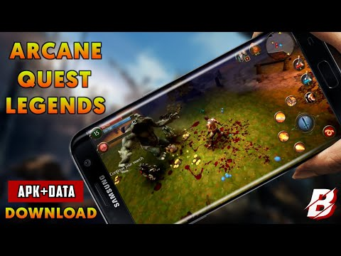 Arcane Quest Legends Download | Apk+Data | Highly Compressed