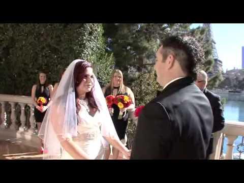 Briana Seans Wedding At The Bellagio Youtube