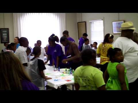 Como, MS - Library Summer Reading Program 2009