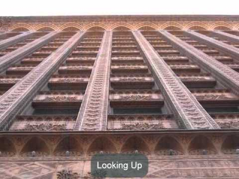A Tour Of The Guaranty Building In Buffalo, New York