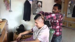 Barberia en india!