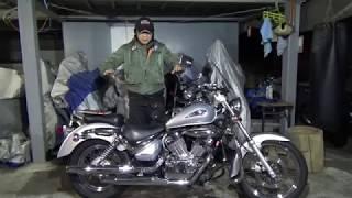SUZUKIイントルーダー250LC参考動画:スズキのチャレンジ精神を語る