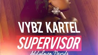 Vybz Kartel - Supervisor (Raw) [Waterford Riddim] September 2014
