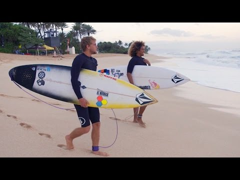 In House at the Volcom Pipe Pro: Contest Day | Episode 3