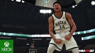 NBA 2K20: Momentous