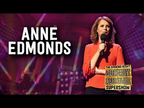 Anne Edmonds (1) - Opening Night Comedy Allstars Supershow 2018