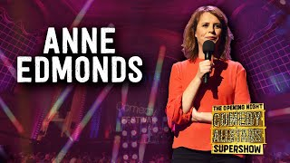 Anne Edmonds (1) - Opening Night Comedy Allstars Supershow 2018