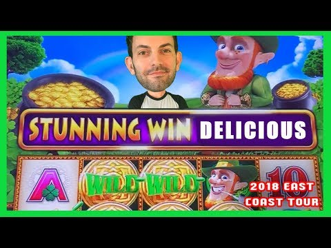 💵🎈Stunning WIN at TROPICANA +👖 BOXERS or BRIEFS? 🎰🌐EAST COAST TOUR ✦ BCSlots