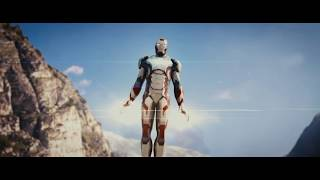 Iron man vs Wolverine THE WRONG SIDE short film 2018