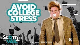 3 Tips for College Stress