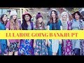 LULAROE going Bankrupt, $1 billion lawsuit, refusing refunds, sellers & exec QUIT