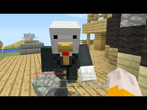 Minecraft Xbox - Sky Den - Cobble On Tap (39)